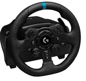 Logitech G923 test