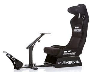 test du siège PLAYSEAT REG 00060