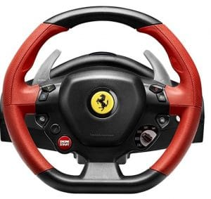 volant Thrustmaster Ferrari 458