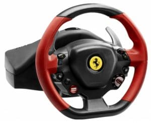 Thrustmaster Ferrari 458 test avis