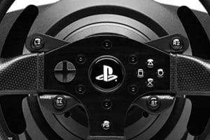 Thrustmaster T300 boutons PS officiels