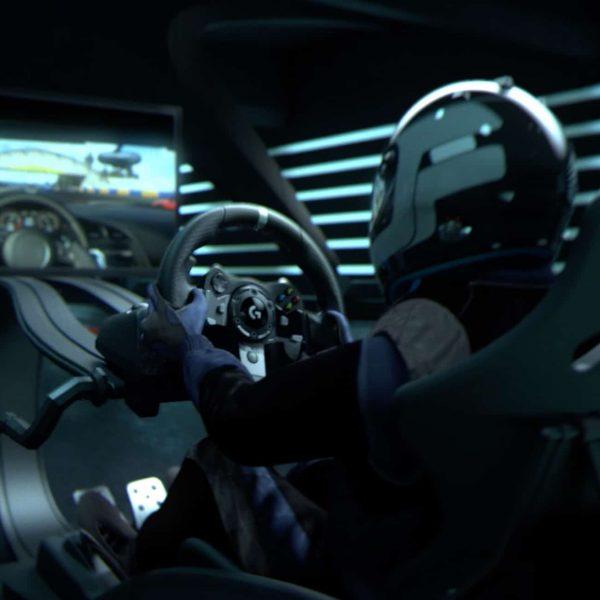 volant pc simulateur