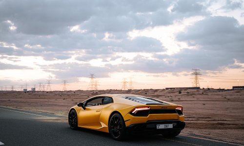 voiture désert